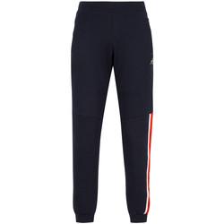 Textiel Jongens Trainingsbroeken Le Coq Sportif Tech Pant Slim N°1 Kids Blauw