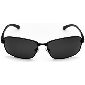 Horloges & Sieraden Heren Zonnebrillen Sunxy Kapas Zwart