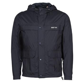 Textiel Heren Wind jackets Schott ALCYON Marine