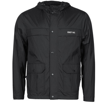 Textiel Heren Wind jackets Schott ALCYON Zwart