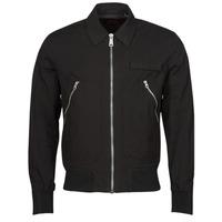 Textiel Heren Wind jackets Schott FORREST Zwart