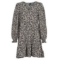Textiel Dames Korte jurken Vero Moda VMSALINA Zwart