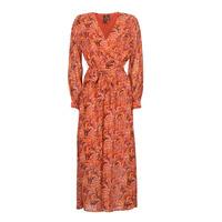 Textiel Dames Lange jurken Vero Moda VMFLOW Rood