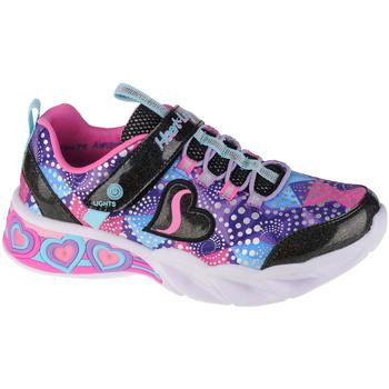 Schoenen Kinderen Lage sneakers Skechers Sweetheart Lights Multicolore