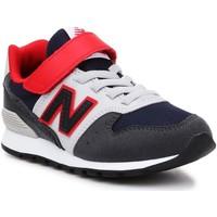Schoenen Jongens Sandalen / Open schoenen New Balance YV996MNR Multicolor