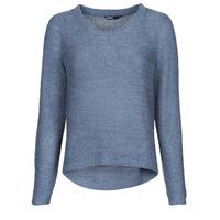 Textiel Dames Truien Only ONLGEENA Blauw