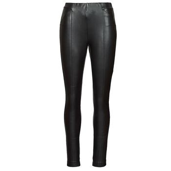 Textiel Dames Leggings Only ONLJESSIE Zwart