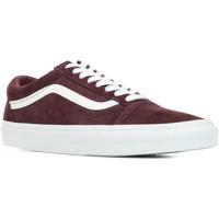 Schoenen Lage sneakers Vans Old Skool Rood