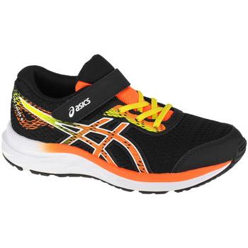 Schoenen Kinderen Running / trail Asics Pre Excite 6 PS Noir