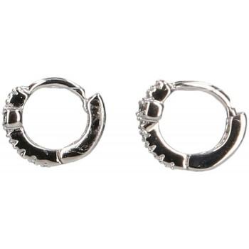 Horloges & Sieraden Dames Oorbellen Luna Collection 45080 Zilver
