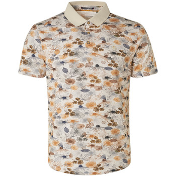 Textiel Heren T-shirts & Polo's No Excess 11370209 Oranje