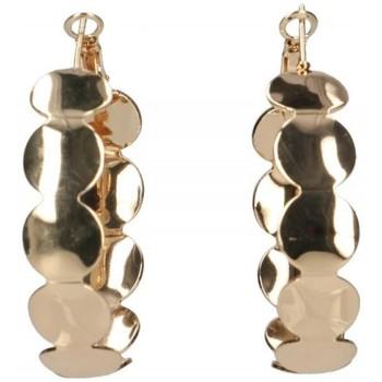 Horloges & Sieraden Dames Oorbellen Luna Collection 56289 goud