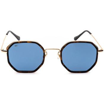Horloges & Sieraden Zonnebrillen Sunxy Leucade Blauw