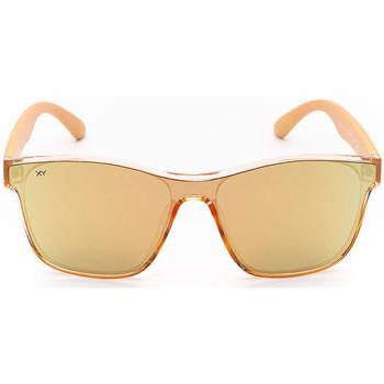 Horloges & Sieraden Dames Zonnebrillen Sunxy Cocoa Oranje