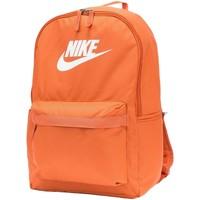Tassen Rugzakken Nike Heritage Oranje