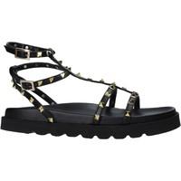 Schoenen Dames Sandalen / Open schoenen Grace Shoes 021003 Zwart