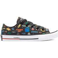 Schoenen Kinderen Lage sneakers Converse 670351C Zwart