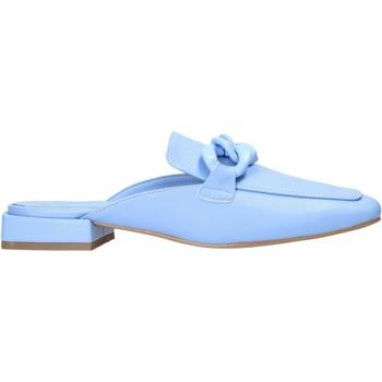 Schoenen Dames Klompen Grace Shoes 228006 Blauw