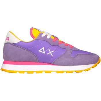 Schoenen Dames Lage sneakers Sun68 Z31201 Paars
