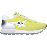 Schoenen Dames Lage sneakers Sun68 Z31208 Geel