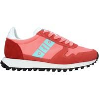 Schoenen Dames Lage sneakers Blauer S1MERRILL01/NYS Rood