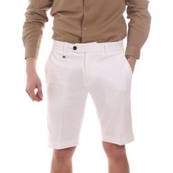 Textiel Heren Korte broeken / Bermuda's Antony Morato MMSH00141 FA800142 Wit