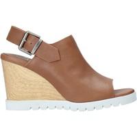 Schoenen Dames Sandalen / Open schoenen Manufacture D'essai M3 Bruin