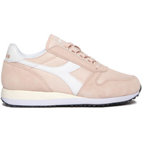 Schoenen Dames Lage sneakers Diadora 501175105 Roze