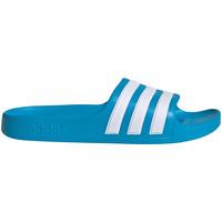 Schoenen Kinderen slippers adidas Originals FY8071 Blauw