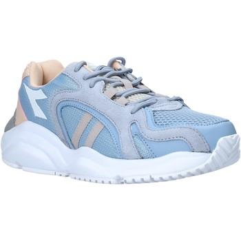 Schoenen Dames Lage sneakers Diadora 501175738 Blauw