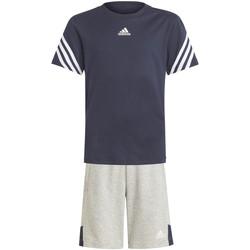 Textiel Kinderen Trainingspakken adidas Originals GM6973 Blauw