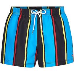 Textiel Heren Zwembroeken/ Zwemshorts Tommy Hilfiger UM0UM02076 Blauw