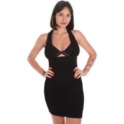 Textiel Dames Korte jurken Me Fui M20-0354NR Zwart