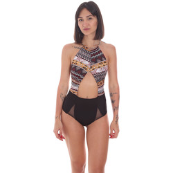 Textiel Dames Badpak Me Fui M20-0005X1 Zwart
