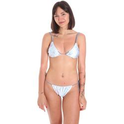 Textiel Dames Bikini Me Fui M20-1012X1 Blauw