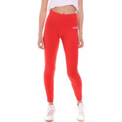 Textiel Dames Leggings Diadora 102175702 Rood