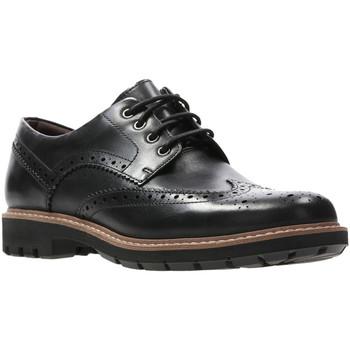 Schoenen Heren Derby Clarks 26127192 Zwart