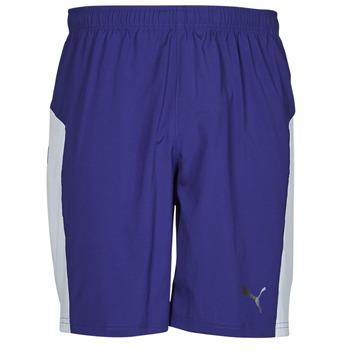 Textiel Heren Korte broeken / Bermuda's Puma WV RECY 9SHORT Blauw / Wit