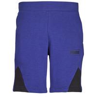 Textiel Heren Korte broeken / Bermuda's Puma RBL SHORTS Blauw
