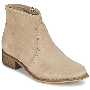 Schoenen Dames Laarzen Betty London NIDIA Beige