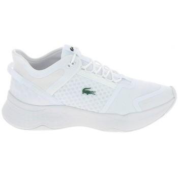 Schoenen Heren Lage sneakers Lacoste Court Drive Blanc Blanc Wit
