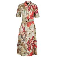 Textiel Dames Lange jurken Desigual KATE Multicolour