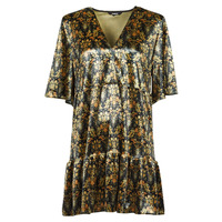 Textiel Dames Korte jurken Desigual PINEDA Multicolour