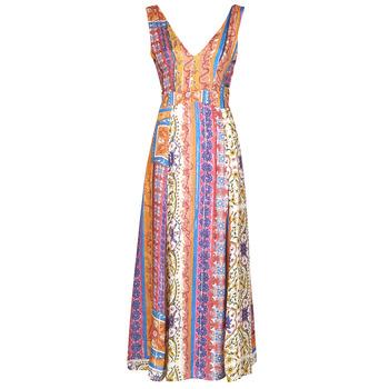 Textiel Dames Lange jurken Desigual SONIA Multicolour