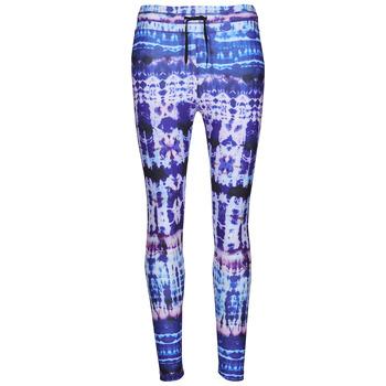 Textiel Dames Leggings Desigual TIEDYE Multicolour