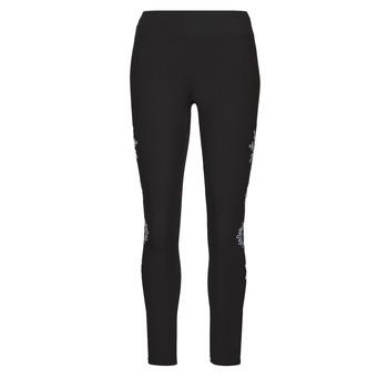 Textiel Dames Leggings Desigual MANDALA Zwart