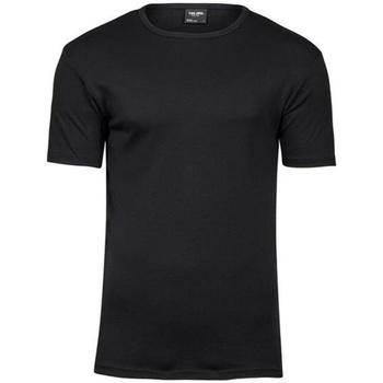 Textiel T-shirts korte mouwen Tee Jays T520 Zwart