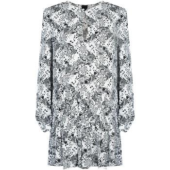 Textiel Dames Korte jurken Pinko  Zwart