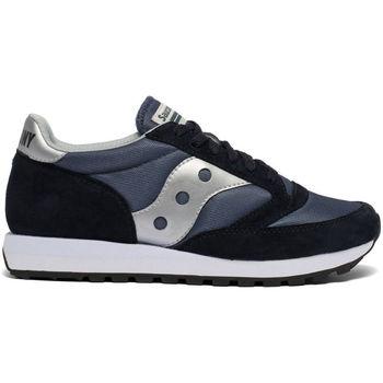Schoenen Heren Lage sneakers Saucony jazz 81 s70539-1 Blauw