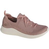 Schoenen Dames Lage sneakers Skechers Ultra Flex 2.0-Laser Focus Rose